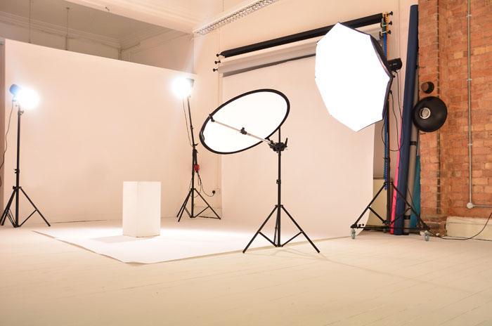 Trebon Studio Hire Photography Studio Leicester